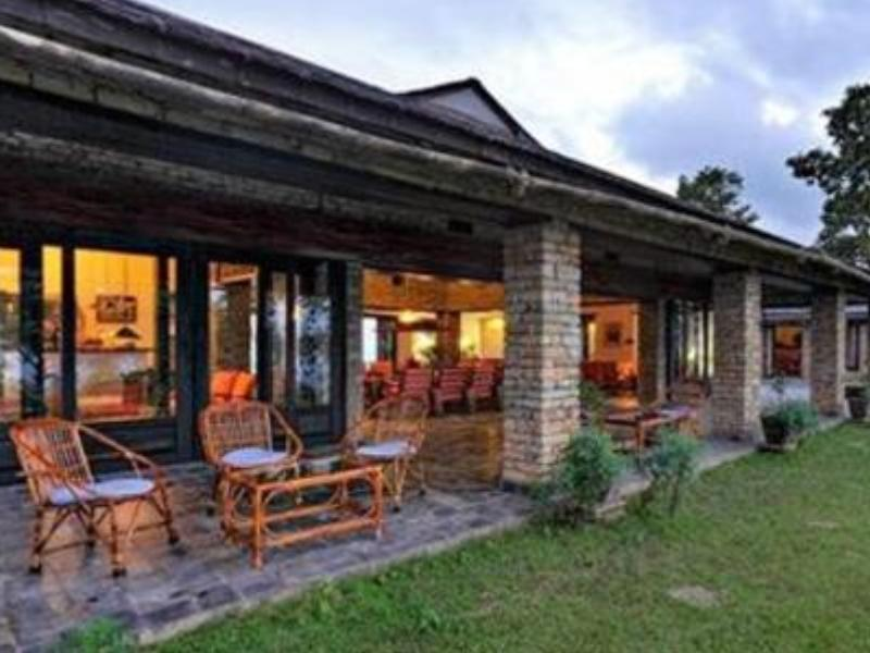 Отель Tiger Mountain Lodge Pokhara 4*