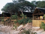 Отель Savute Elephant Camp 4*