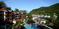 Отель Capella Marigot Bay Resort & Marina 5*
