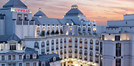 Отель Steigenberger Grand Hotel Brussels 5*