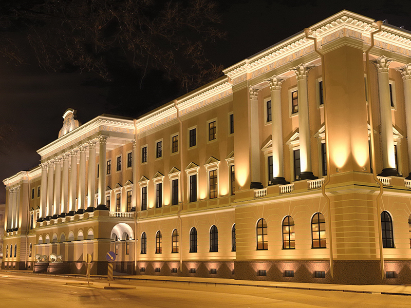 Отель Four Seasons Hotel Saint-Petersburg 5*