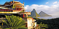 Отель Jade Mountain 5*
