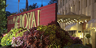 Отель Le Royal Hotel Luxembourg 5*
