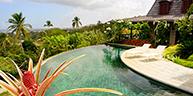 Отель The Villas at Stonehaven Hotel Tobago 4*
