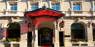 Отель Le Royal Monceau Raffles Hotel Paris 5*