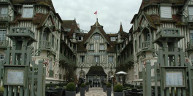 Отель Normandy Deauville Barriere 5*