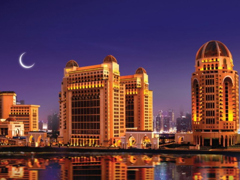 Отель St Regis Resort Doha 5*